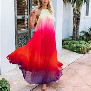 Turks and Caicos Maxi Dress